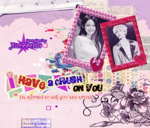 I have a crush on you_Ain990719_melurmutia