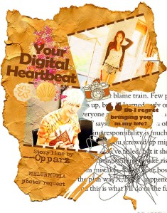 Your Digital Heartbeat- - Opparz_melurmutia
