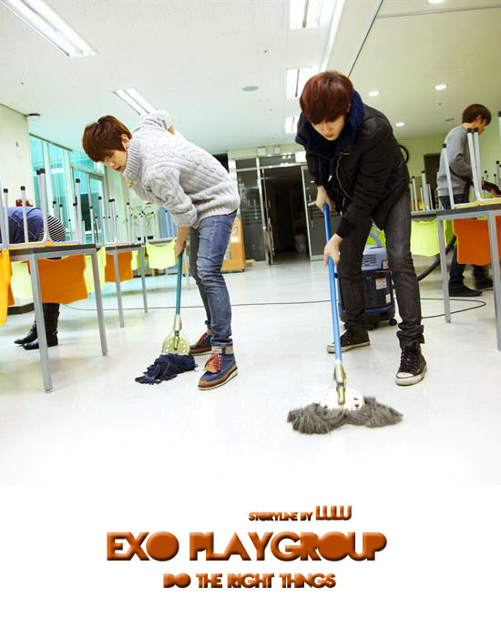 EXO PLAYGROUP_Do The Right Things_melurmutia
